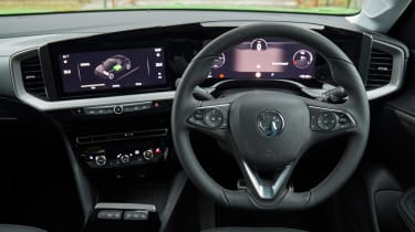 Vauxhall Mokka-e - dash