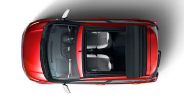 Citroen C1 Urban Ride - above studio