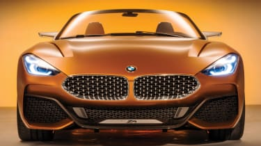 BMW Z4 Roadster concept grille