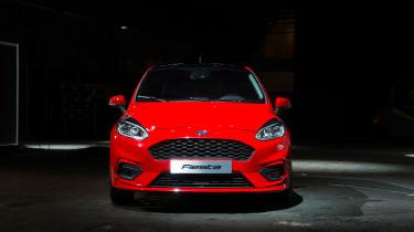 Ford Fiesta Mk7 - front