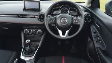 Mazda 2 - interior