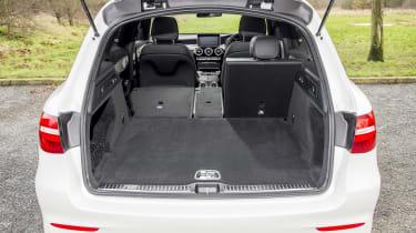 Mercedes GLC 250 - boot