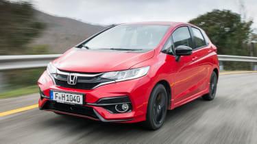 Honda Jazz - front