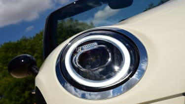 Mini Cooper Convertible Headlight