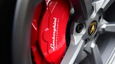 Lamborghini Urus - brake disk