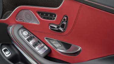 Mercedes-AMG S 63 Coupe - door details