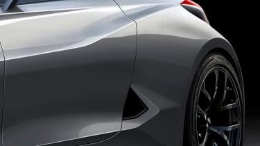 Nissan Z-Car concept - Tokyo 2017 - wheel arch