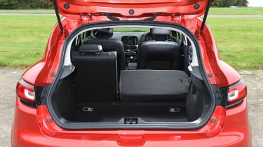 Renault Clio - boot