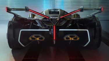 Lamborghini Lambo V12 Gran Turismo - rear static