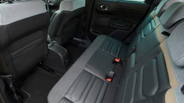 Citroen C3 Aircross facelift - seats