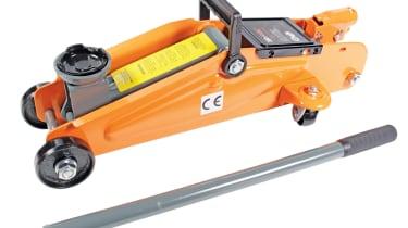 RAC 2 Tonne Trolley Jack HP218A