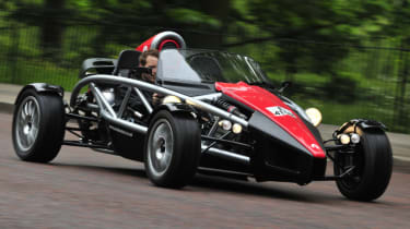 Best track day cars - Ariel Atom