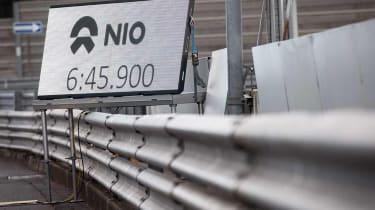 NIO EP9 nurburgring time