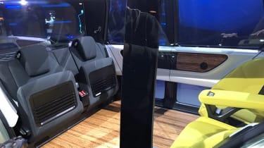 Volkswagen Sedric show - interior