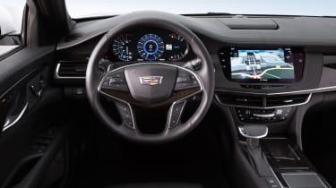 Cadillac CT6 - interior