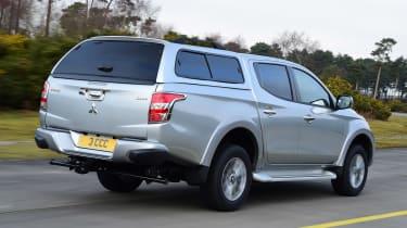 Mitsubishi L200 - rear