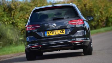 Volkswagen Passat GTE - rear
