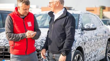 Audi Q8 ride review - interview