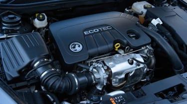 Used Vauxhall Insignia - engine