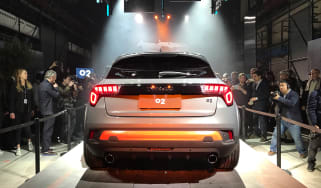 Lynk & Co 02 rear