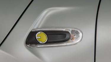 MINI Electric - badge
