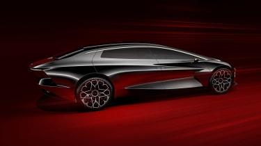 Aston Martin Lagonda Vision concept - rear