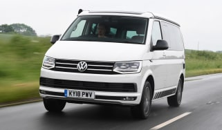 Volkswagen California Edition - front