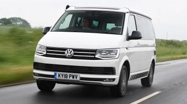 Volkswagen California Edition - front