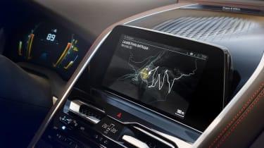 BMW Concept 8 Series - infotainment