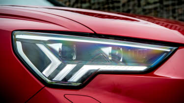 Audi RS Q3 - headlight