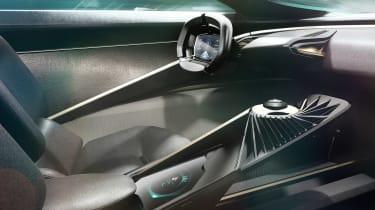 Lagonda All-Terrain concept - cabin