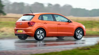 Volkswagen Polo 1.0 MPI - rear action