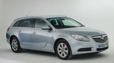 Used Vauxhall Insignia Sports Tourer - front