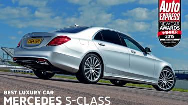 Mercedes S-Class  - awards