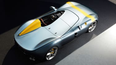 Ferrari Monza SP1 - above