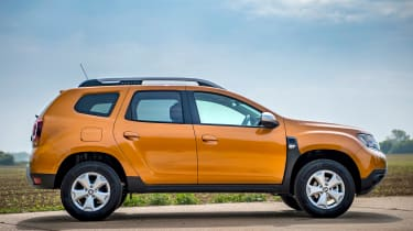 Dacia Duster - profile