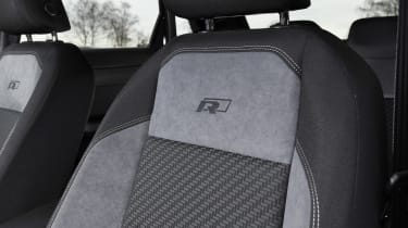 vw polo r-line seats