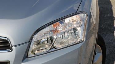Chevrolet Trax headlight