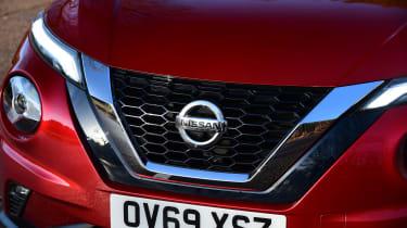 Nissan Juke grille