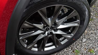 Mazda CX-5 - wheels