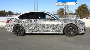 BMW M3 - spyshot 4