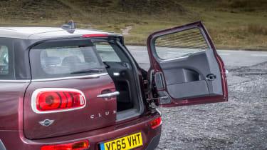 MINI Cooper D Clubman 2015 boot door