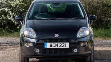 Used Fiat Grande Punto - full front