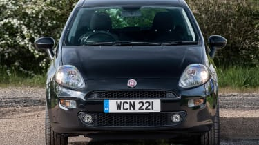 Used Fiat Grande Punto - full front