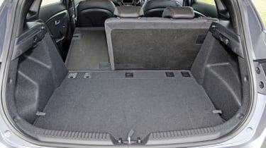 Nissan Leaf - Long termer pod point installation