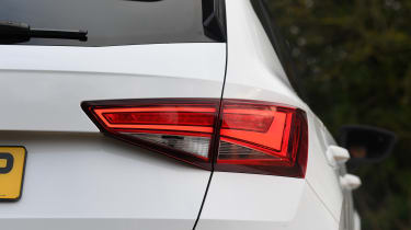 Cupra Ateca - rear detail