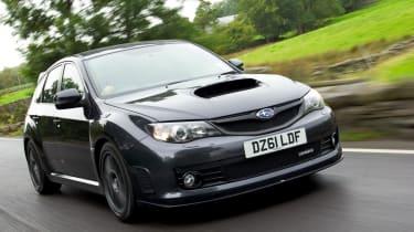 Subaru Impreza Cosworth