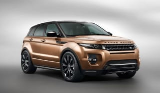 Range Rover Evoque 2014 facelift