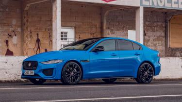 Jaguar XE Reims Edition - front static