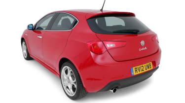 Used Alfa Romeo Giulietta - rear static